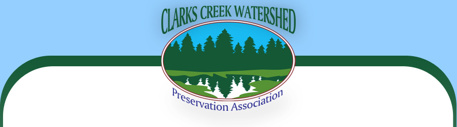 clarks creek is to be preserved and enhanced