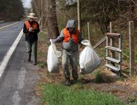 5th Adopt a Highway Cleanup